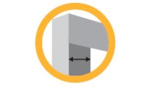 Опции - Герметизатор  проема