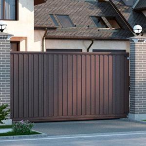 Двери для гаража